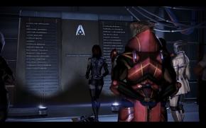 Mass Effect, masa Effect3, masa, efecto, Normanda, Ashley, yavik, Lear, despedida
