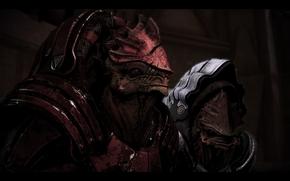 Mass Effect, massa Effect3, massa, effetto, Rex, Krogan