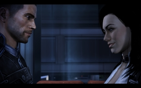 Mass Effect, masa Effect3, masa, efecto, ciudadela, Pastor, Miranda