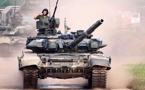 tank, Russian Main Battle Tank, tanker