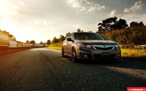 car, wallpaper, Acura, Tuning, evening, sunset, nice, Other brands