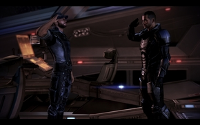 Mass Effect, Masse Effect3, Masse, Wirkung, Joker, Shepard
