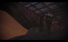 Mass Effect, masa Effect3, masa, efecto, Normanda, Ashley, Pastor, salvacin