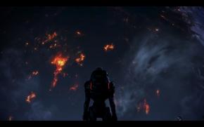 Mass Effect, masa Effect3, masa, efecto, Palava, Garrus