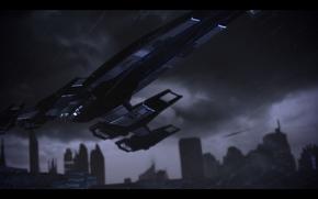 Mass Effect, masa Effect3, masa, efecto, Normanda