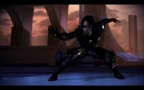 Mass Effect, masa Effect3, masa, efecto, Kai Eslora, Pastor