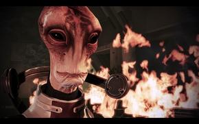 Mass Effect, masa, efecto, Lear, Pastor, Mordin Solus