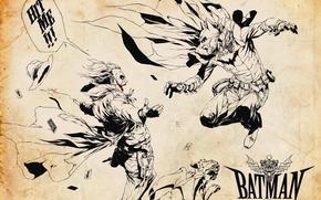 Batman, Joker, Comics