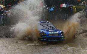 subaru, impreza, WRC, t.makinen, Subaru