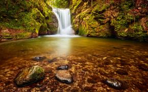 водапад, водаём, камни