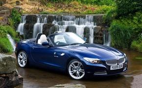 BMW, z4, roadster, cars, machinery, Car