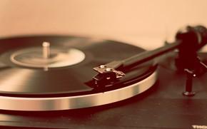 винил, пластинка, музыка