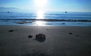 mare, spiaggia, sabbia, natura