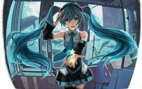 Vocaloid, Hatsune Miku, star
