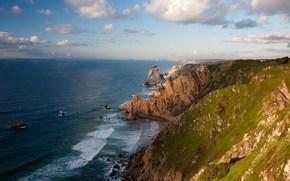 cabo da roca, portugal, португалия, мыс рока