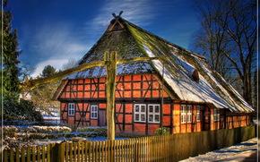 Германия, Дома, Нижняя Саксония, Вальсроде