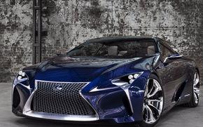 Lexus, LF-ltsv, id anteriore, Lexus