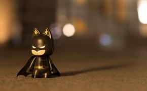 бэтмен, макро, герой, фигурка