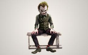 Joker, Heath Ledger