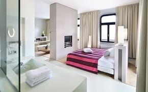 интерьер, стиль, дизайн, дом, вилла, коттедж, жилая комната