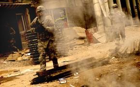 ирак, оружие, солдаты, сша