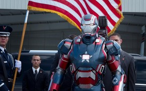 man of iron, Captain America, Hotshots, Iron Patriot