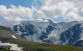 Aliana, Mountains, Pass Karaga, Travel, tourism