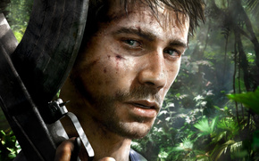 far cry 3, game, character, Jason Brody