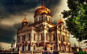 Russia, Cattedrale di Cristo Salvatore, Mosca