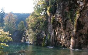 lac, Croatie, Les lacs de Plitvice