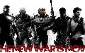 man of iron, Nathan Drake, Now a new war, game