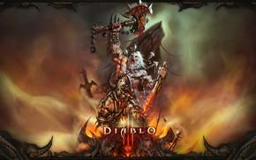 devil, game, barbarian