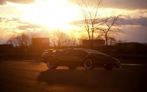 Ламборгини, Ламборджини, диабло, солнце, блик, Lamborghini