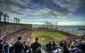city, stadium, Sport