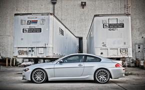 BMW, prata, compartimento, perfil, CDs, Geladeiras, BMW