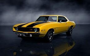 car, machine, retro, Chevrolet