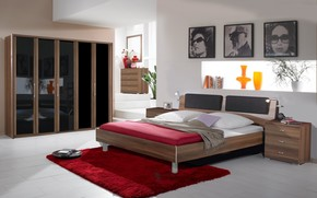 интерьер, стиль, дизайн, дом, вилла, жилая комната, спальня