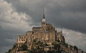 モン·サン=ミシェル, フランス, 修道院, フランス