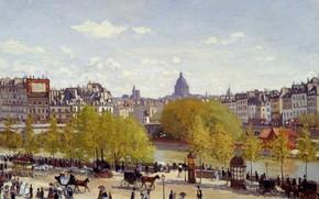 Клод Моне, картина маслом, искуство, художник, импрессионизм