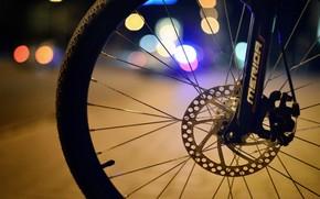 bicycle, wheel, spokes, disk, BRAKE