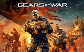 gears of war, sega, pistola, guerra, fantasia