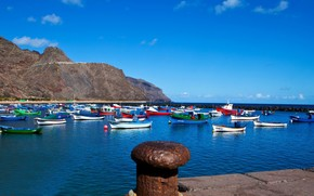 coast, berth, bay, Boat, boats