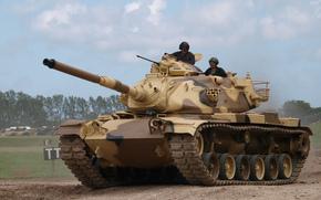 американский, танк
