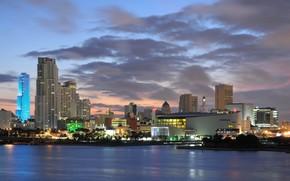 米国, フロリダ, マイアミ, シティ