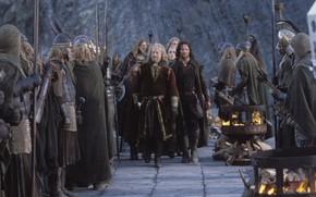 Il Signore degli Anelli, Heroes, fotogramma del film