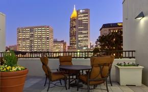 США, Джорджия, Атланта, город