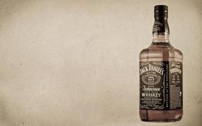 jack daniel's, whiskey, джек дэниелс, бутылка, виски, алкоголь, винтаж