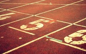 dati, linea, jogging, traccia, sport, finire