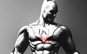 Фантастика, комиксы, Бэтмен Будущего, костюм, супергерой