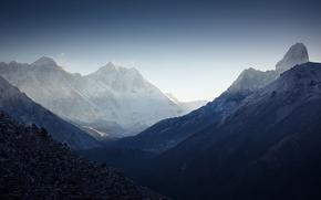 Mountains, Himalayas